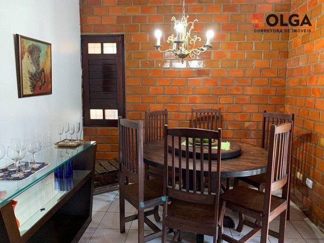 Casa com área gourmet em condomínio fechado, à venda - Gravatá/PE - Foto 9
