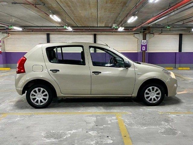 Renault Sandero Authentique 1.0 - Foto 8