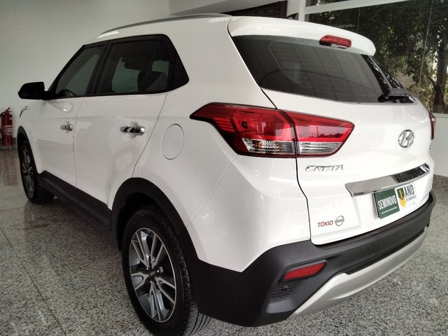 Hyundai Creta 2.0 16V FLEX PRESTIGE AUTOMATICO - Foto 4