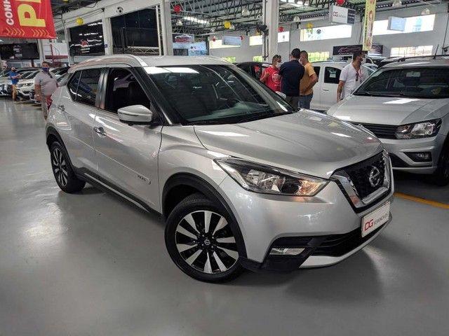 Nissan Kicks 1.6 16v Flexstart SL 4p Xtronic ( Único Dono )