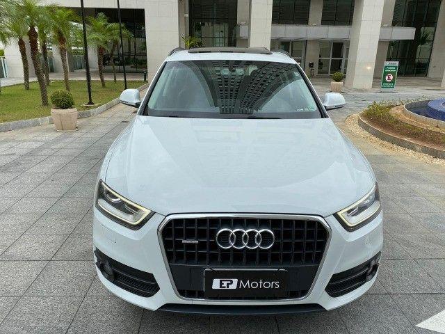 Audi Q3 Ambiente Quattro TFSi 2.0 Aut. - Foto 8