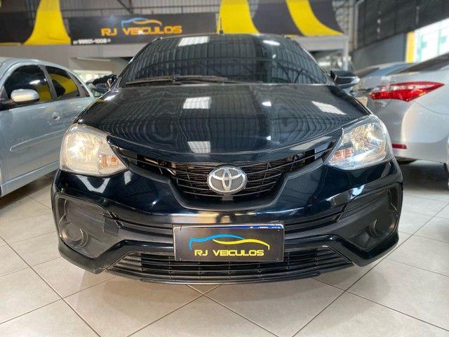 Toyota Etios Sedan X Plus 1.5 Completo 2020 - Foto 12