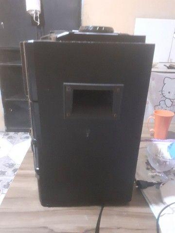 Caixa de som amplificada. - Foto 4