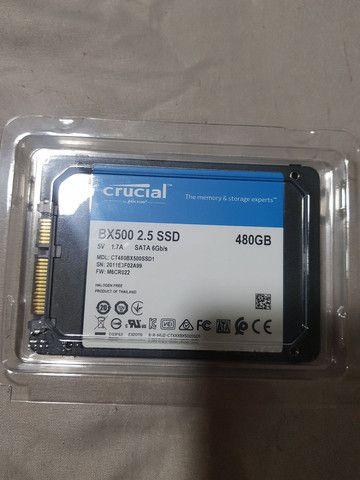 SSD de 480GB Crucial - Foto 3