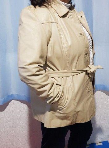 Casaco de couro - Foto 4