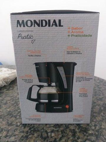 Cafeteira Elétrica Mondial Pratic NC-25 17 Xícaras ? Preta - Foto 2