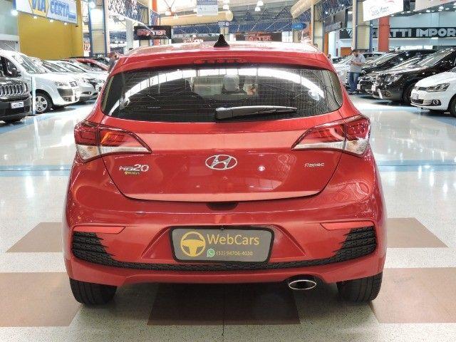 Hyundai HB20 1.6 R-Spec Flex 16v - Automático 2017. - Foto 4