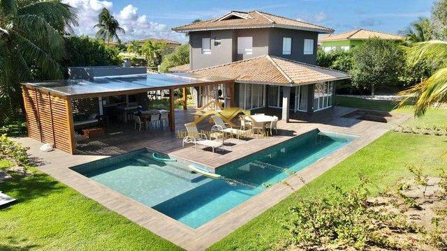 Casa de condomínio sobrado para venda com 407 metros quadrados com 4 quartos - Foto 4