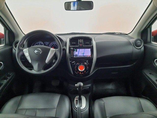 Versa 2019 SL automático cvt top de linha único dono extra! apenas 33 mil km  - Foto 7