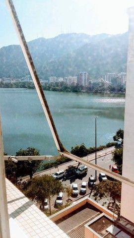 Apartamento  Lagoa Rodrigo de freitas  2 qts
