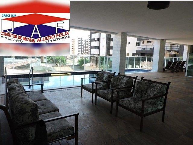 Apartamento para venda com 50 metros quadrados com 2 quartos em Jatiúca - Maceió - AL - Foto 8