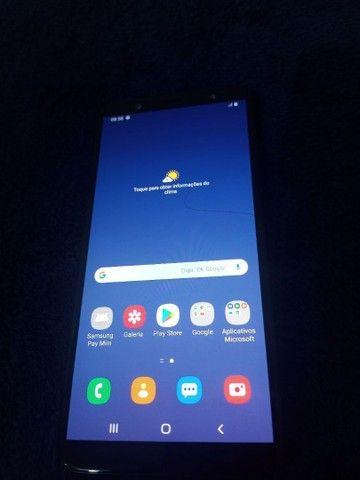 Samsung j8 64g pouco tempo de uso  - Foto 2