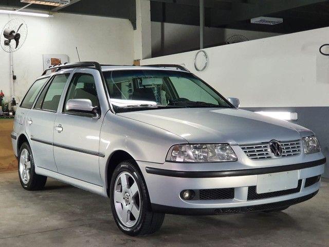 Parati GTi 2.0 16V 2000/2000