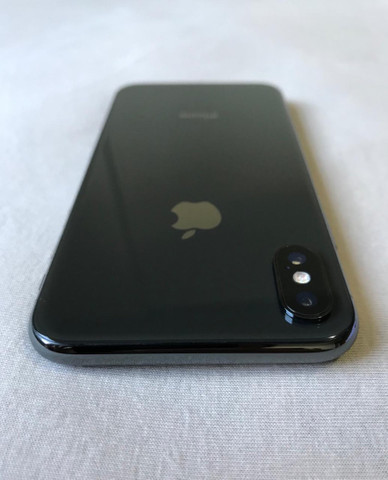 VENDO - IPHONE X 256GB Black SEM RISCO - Foto 4