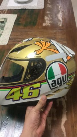 Capacete AGV The Chicken