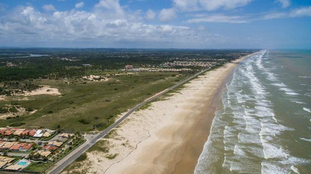 Terreno na frente da Praia José Sarney