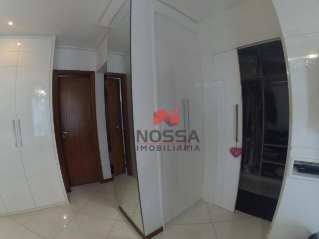 Apartamento 3 quartos em Jardim Camburi com 4 vagas, montado e decorado - Foto 12