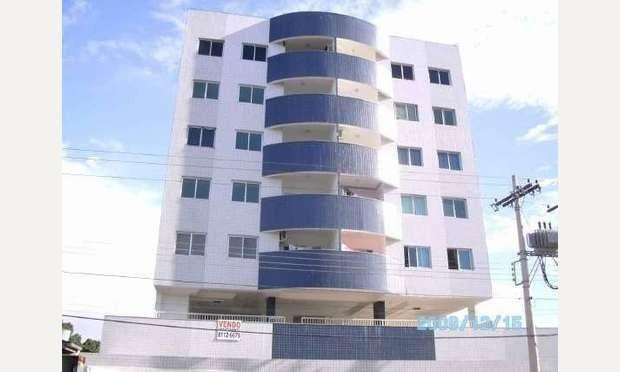 Apartamento mobiliado no Residencial Castanheira