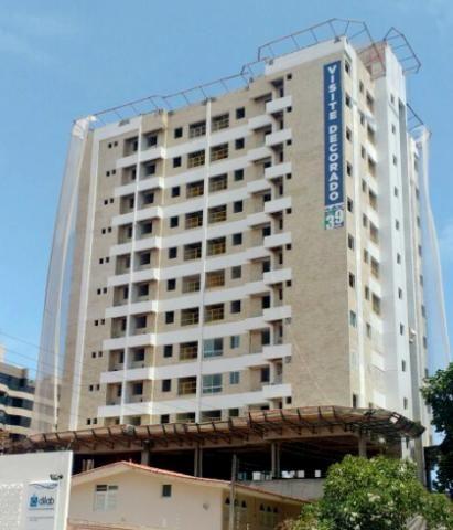 Apartamento na 2ª quadra do Mar ÷ em 80 meses, 02 quartos, Ponta Verde