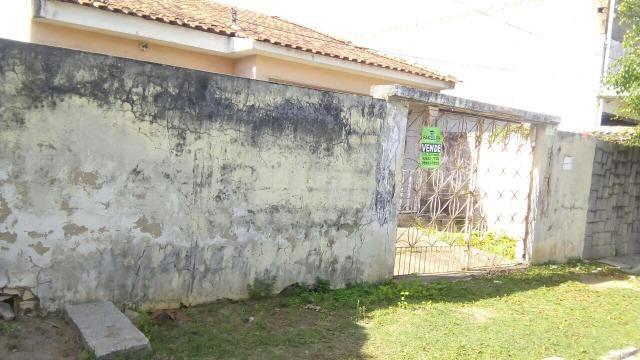 Casa no bairro do Santo Antônio