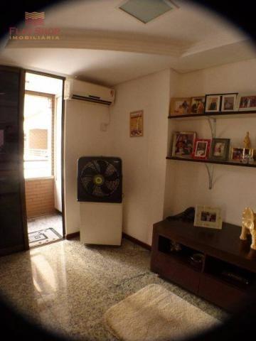 Apartamento residencial à venda, meireles, fortaleza. 3 dormitórios, condomínio com 2 vaga - Foto 19