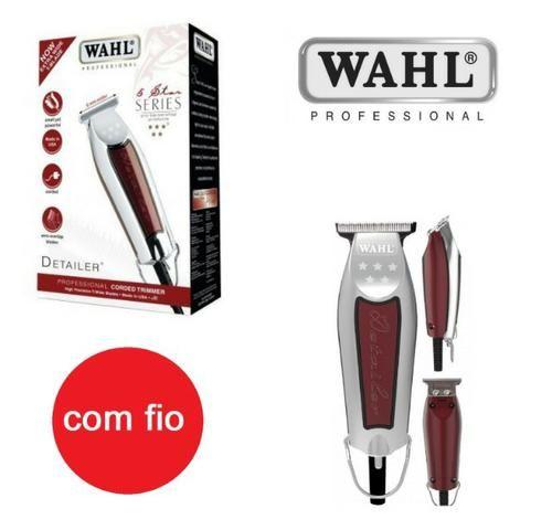 39d4028b0 Maquina wahl detailer acabamento promoção de R$ 650,00 por R$ 499,90 ...