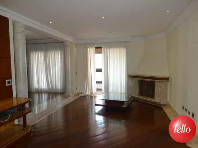 Apartamento para alugar com 4 dormitórios em Tatuapé, São paulo cod:147040 - Foto 2