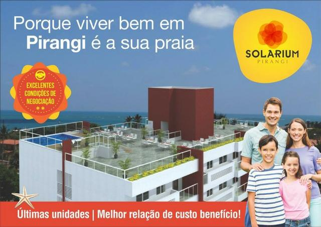 Solarium Pirangi (Condomínio na Praia de Pirangi) Excelente Oportunidade - Foto 3