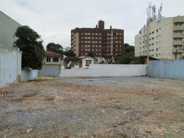 Terreno para alugar, 536 m² por r$ 2.300/mês - juvevê - curitiba/pr - Foto 3