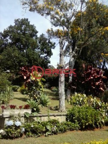 Maravilhoso sítio com área de mais de 5 mil m² com casa principal e casa de caseiro. - Foto 3
