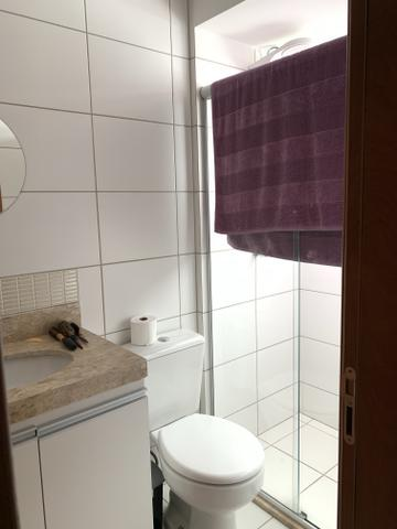 Apartamento 3 quartos 1 suíte 2 vagas garagem Liberty Parque Amazônia Cascavel - Foto 2
