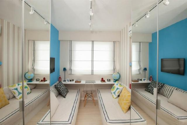 Apartamento de 2 quartos, no Engenho de Dentro, Condomínio Unique Stadio - Foto 4