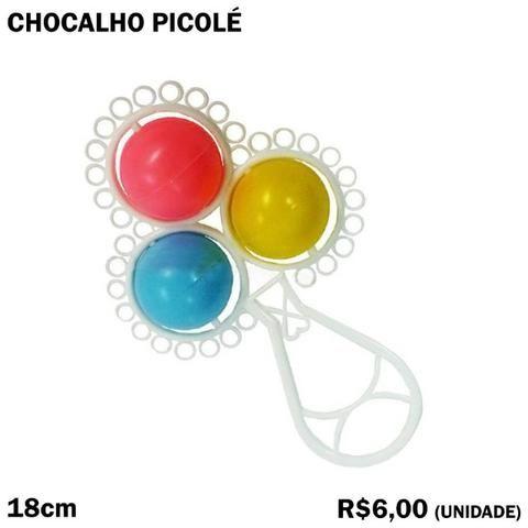Chocalho Picolé