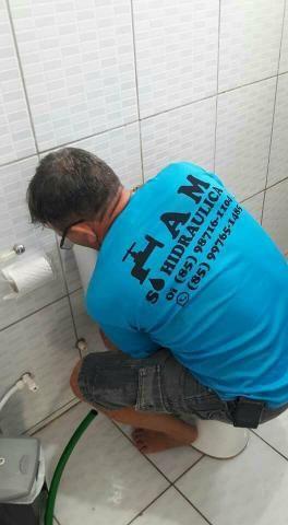 Serviço deBombeiro hidráulico
