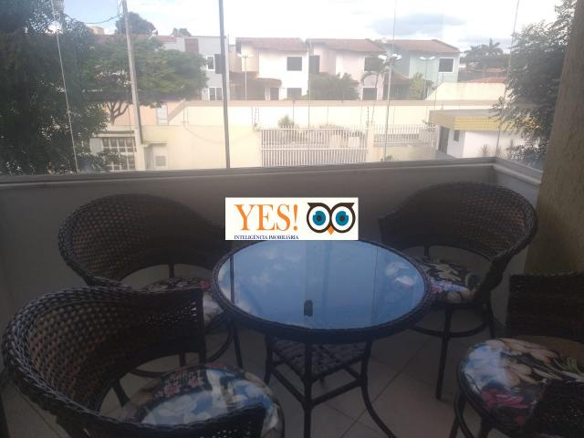 Apartamento residencial para Venda, Lagoa Salgada, Feira de Santana, 3 dormitórios sendo 1 - Foto 2