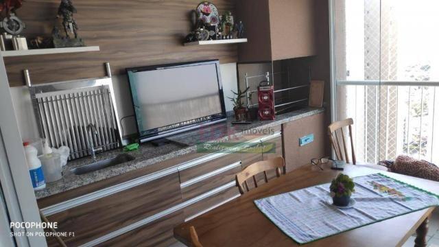 Venda de ocasião apto. mobiliado, 4 dorm, sendo 3 suítes, esplendor garden, 122 m² por r$  - Foto 2