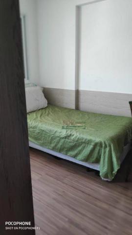 Venda de ocasião apto. mobiliado, 4 dorm, sendo 3 suítes, esplendor garden, 122 m² por r$  - Foto 14