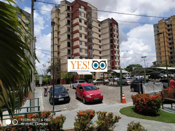 Apartamento para venda, muchila, feira de santana, 3 dormitórios sendo 1 suíte, 1 sala, 2  - Foto 3