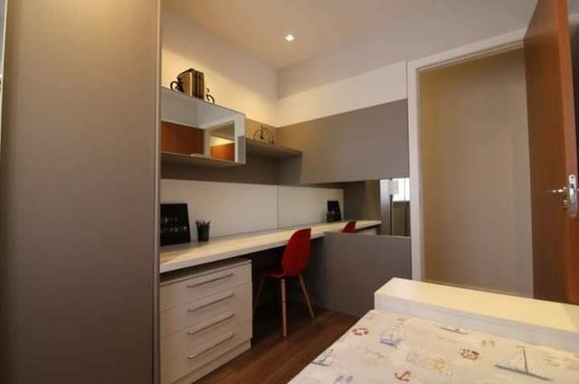 Apartamento em são josé sacada com churrasqueira entrada 100% parcelada - Foto 6