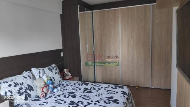Venda de ocasião apto. mobiliado, 4 dorm, sendo 3 suítes, esplendor garden, 122 m² por r$  - Foto 19