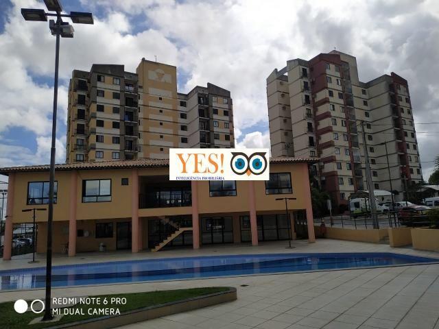 Apartamento residencial para locação, muchila, feira de santana, 3 dormitórios sendo 1 suí - Foto 18