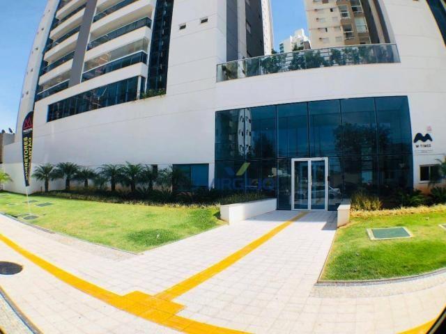Apartamento com 3 suítes à venda, 117 m² por r$ 620.000 - jardim goiás - goiânia/go - Foto 2