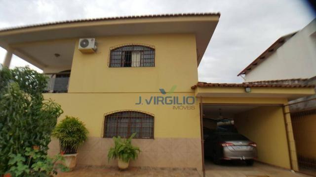 Sobrado com 5 quartos à venda, 224 m² por r$ 1.200.000 - santa genoveva - goiânia/go - Foto 2