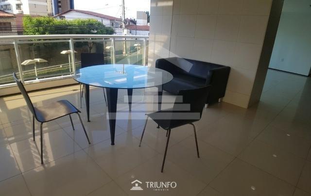 (EA) apartamento a venda no Guararapes com 72 metros 3 quartos 2 suítes - Foto 6