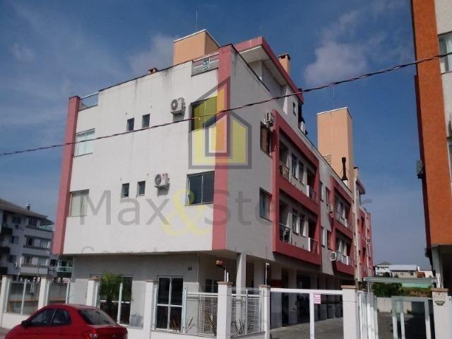 Ingleses& 1km da Praia, Apartamento Semi Mobiliado com Móveis Planejados, 02 Dormitórios - Foto 3