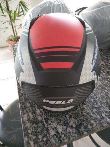 Troco por capacete aberto do meu interesse