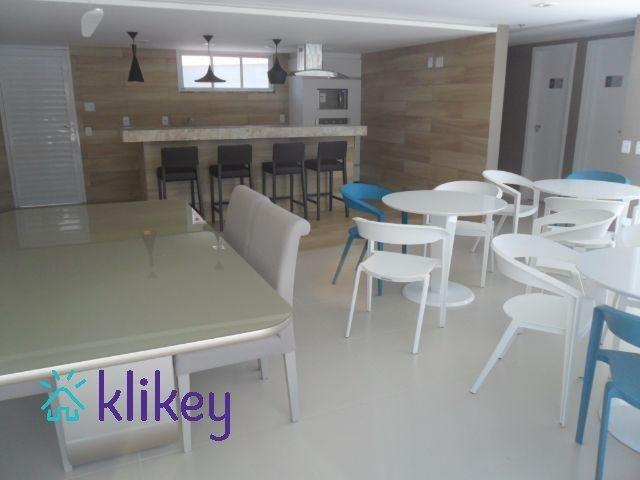 Apartamento à venda com 3 dormitórios em Aldeota, Fortaleza cod:8063 - Foto 5