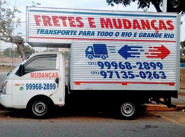Fretes e mudanças ilha Moisés -Caminhão baú e caminhão carroceria - Foto 2