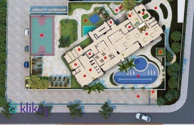 Apartamento à venda com 3 dormitórios em Meireles, Fortaleza cod:7987 - Foto 12