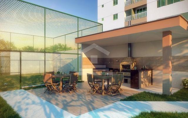(JAM) apartamento no Benfica 56/67/75m² 3 quartos 1 e 2 vagas - Foto 2